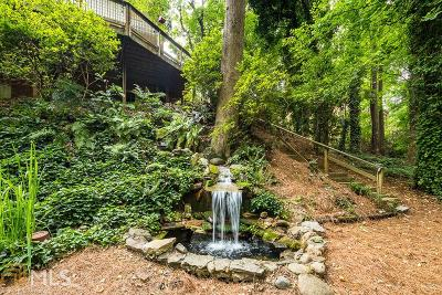 Sandy Springs Single Family Home For Sale: 2330 Kimbrough Ct