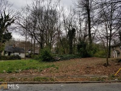 Fulton County Residential Lots & Land New: 1112 Hunter Pl