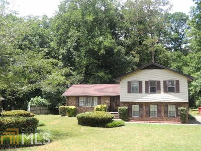 Conyers Single Family Home New: 845 April Dr