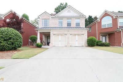 Dacula Single Family Home New: 2263 Stancil Point Dr