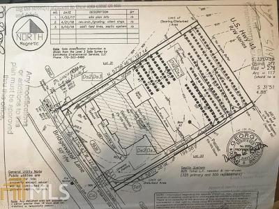 Cobb County Residential Lots & Land New: 3936 Bridgewater Ln #32