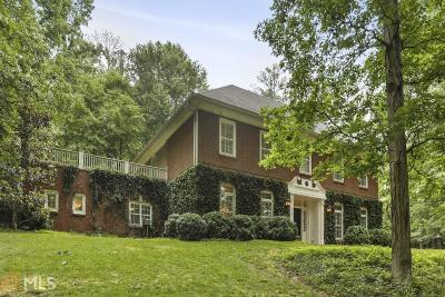 Woodstock Single Family Home For Sale: 221 Old Hickory Rd