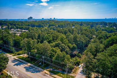 Smyrna Residential Lots & Land For Sale: 3959 Atlanta Rd