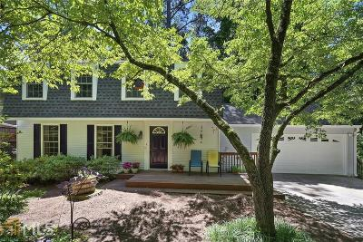 Roswell Single Family Home New: 635 Sailwind Dr