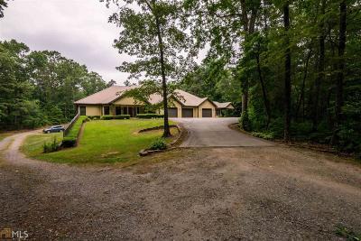 Demorest Single Family Home For Sale: 1131 E Mize Rd