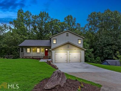 Roswell Single Family Home New: 4189 NE Nashoba Dr