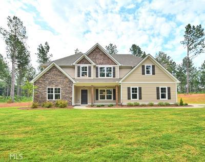 Newnan Single Family Home New: 1730 Smokey Rd