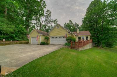 Ellijay Single Family Home For Sale: 307 Walnut Ridge Ln