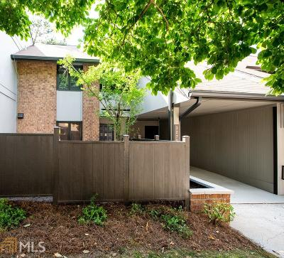 Brookhaven Condo/Townhouse New: 3270 Clairmont North