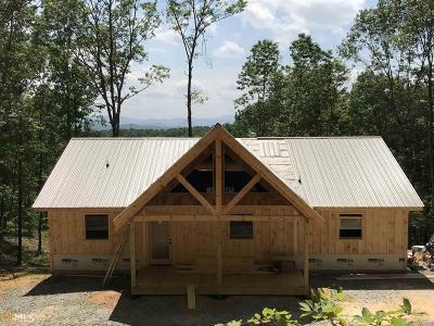 Fannin County Single Family Home For Sale: 90 Sassafras Dr #3