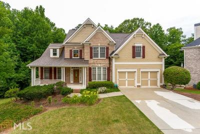 Douglasville Single Family Home New: 9803 Forest Hill