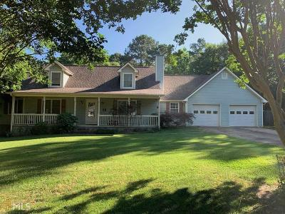 McDonough Single Family Home Under Contract: 100 Crown Dr