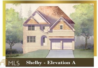Alpharetta Single Family Home For Sale: 12075 Castleton Ct #10
