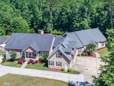 McDonough Single Family Home For Sale: 968 Mill Rd