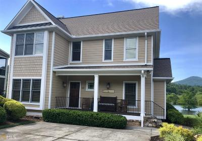 Towns County Single Family Home For Sale: 2261 Eastgate Dr