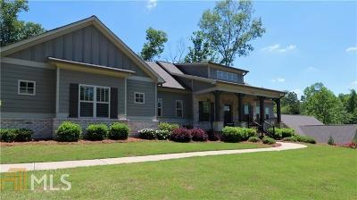 Hall County Single Family Home New: 5526 Dockside Overlook