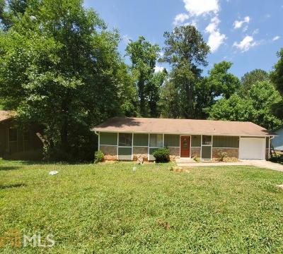 Norcross Single Family Home New: 6429 Van Eyck Way