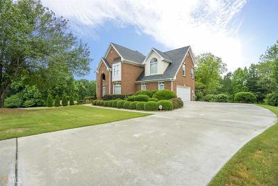 Grayson Single Family Home New: 1540 Hillside Oak Dr
