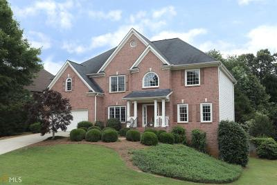 Suwanee Single Family Home For Sale: 4055 Regal Oaks Dr