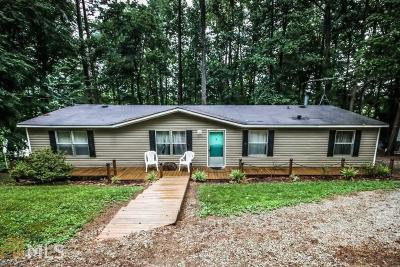 Lavonia, Martin, Toccoa, Fair Play, Westminster Single Family Home For Sale: 633 Loreau Trl