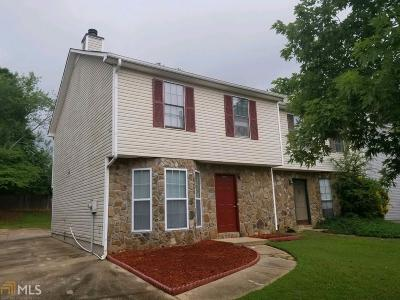 Powder Springs Condo/Townhouse Under Contract: 3590 Hopkins Ct