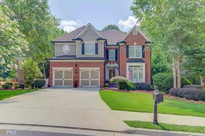 Dacula Single Family Home For Sale: 1805 Ridgemill Ter