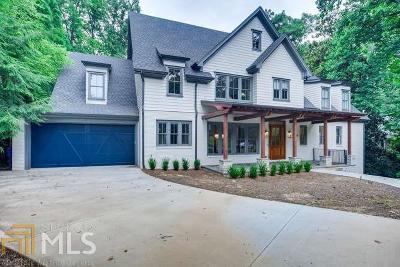 Brookhaven Single Family Home New: 1030 Angelo Ct