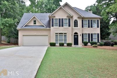 Suwanee Single Family Home New: 4475 Dartmoor Ln