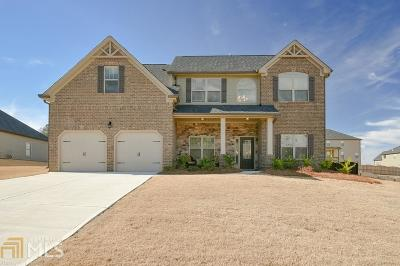 Dacula Single Family Home New: 3482 Parkside View Blvd