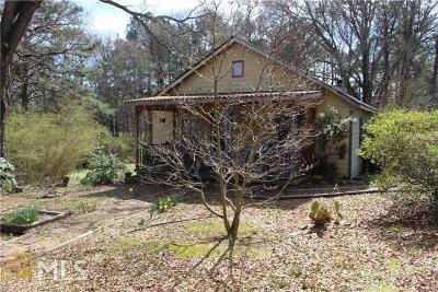 Acworth Single Family Home New: 4661 Fowler St