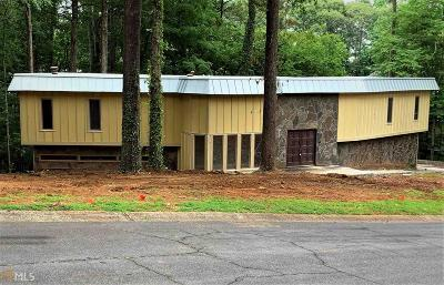 Marietta Single Family Home New: 5269 Huntingford Ct