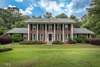 Kennesaw Single Family Home New: 733 N Booth Rd
