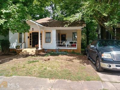 Capital View Single Family Home For Sale: 1376 Hartford Ave