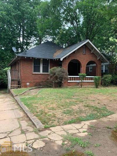Capital View Single Family Home For Sale: 1424 Hartford Ave
