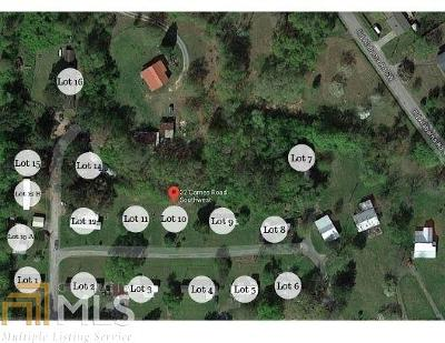 Canton, Woodstock, Cartersville, Alpharetta Commercial For Sale: 32 SW Carnes Rd