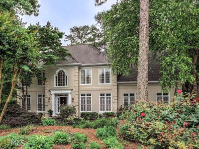 Marietta Single Family Home New: 345 Lands Mill