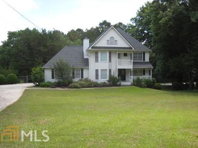Stone Mountain Single Family Home For Sale: 196 Old Rosser Rd