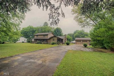 Hiawassee Single Family Home For Sale: 1908 Riverside Dr