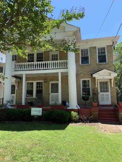Fulton County Multi Family Home For Sale: 699 Penn Ave