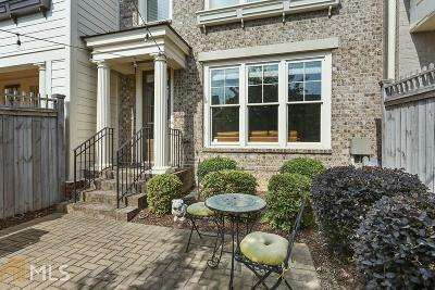 Mableton Condo/Townhouse New: 6092 SE Holly Park Ln