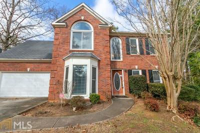 Douglasville Single Family Home New: 3491 Pine Grove Dr