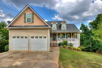 Cartersville Single Family Home For Sale: 40 Foxfire Ln