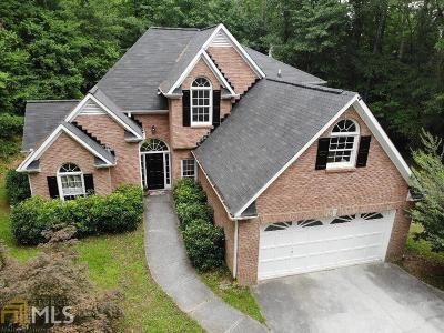 Douglasville Single Family Home New: 5242 Maroney Mill Rd