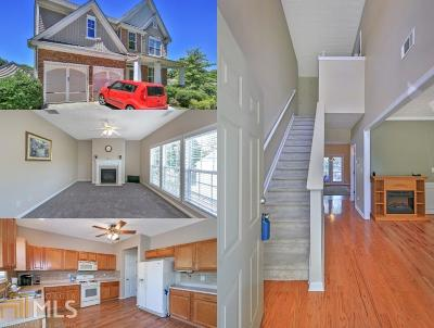 Buford Single Family Home New: 6730 Island Pointe Dr