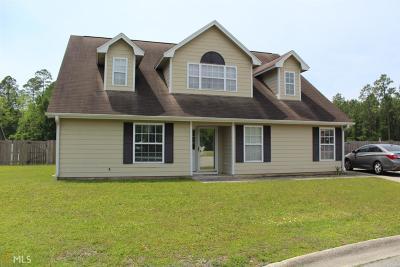 Camden County Rental Back On Market: 32 Jeffs Ct
