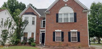 Tucker Single Family Home New: 5823 Poppy Tree Ln