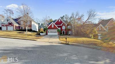 Suwanee Single Family Home For Sale: 1370 Boundary Blvd