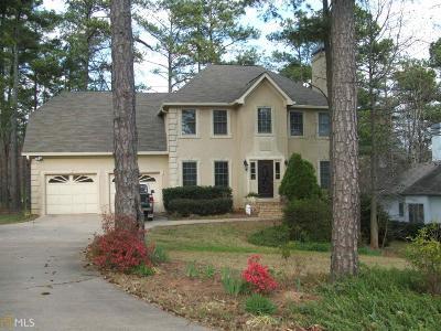 Douglasville Single Family Home New: 9656 N Fox Hunt Cir