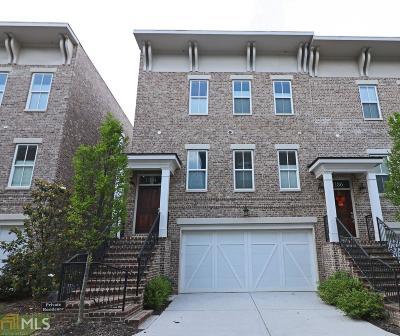 Atlanta Condo/Townhouse New: 1184 John Collier Rd #201