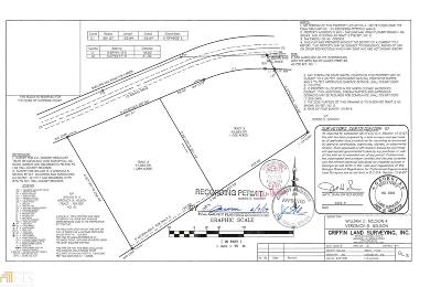Flowery Branch Residential Lots & Land New: 6431 Snelling Mill Rd #Tract 3